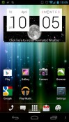 aShell Launcher Homescreen Android Mobile Phone Application