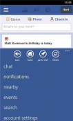 Facebook+ Windows Mobile Phone Application