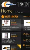 Newegg Windows Mobile Phone Application