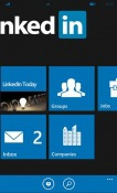 LinkedIn Windows Mobile Phone Application