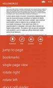 PDF Reader Windows Mobile Phone Application
