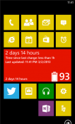 Battery App Nokia Lumia 1520 Application