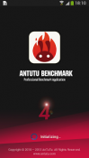 AnTuTu Benchmark Application for Android Mobile Phone