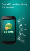 GO SMS Pro LG Optimus L9 P769 Application