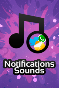 Sounds Notifications Android Mobile Phone Application