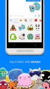 Facebook Messenger Application for Android Mobile Phone