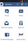 Vault-Hide SMS, Pics & Videos Android Mobile Phone Application