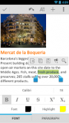 Quickoffice Android Mobile Phone Application