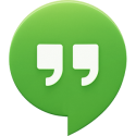 Hangouts Android Mobile Phone Application