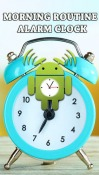 Morning Routine: Alarm Clock Android Mobile Phone Application