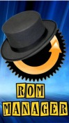 ROM Manager Android Mobile Phone Application