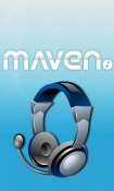 Maven Music Player: 3D Sound QMobile NOIR A5 Application