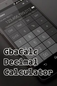 Gbacalc Decimal Calculator QMobile NOIR A5 Application