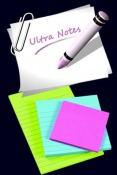 Ultra Notes Android Mobile Phone Application