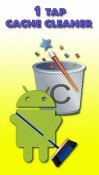 1 Tap Cache Cleaner Android Mobile Phone Application