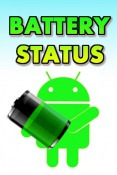 Battery Status Android Mobile Phone Application