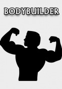 Bodybuilder Android Mobile Phone Application