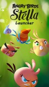 Angry Birds Stella: Launcher Android Mobile Phone Application
