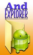 And Explorer Android Mobile Phone Application