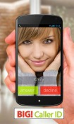 Big Caller ID Android Mobile Phone Application