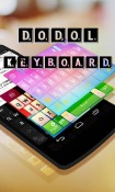 Dodol Keyboard Android Mobile Phone Application