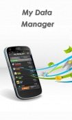 My Data Manager Android Mobile Phone Application