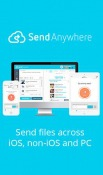 Send Anywhere: File Transfer Android Mobile Phone Application