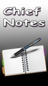 Chief Notes Android Mobile Phone Application