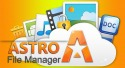 Astro: File Manager QMobile NOIR A2 Application