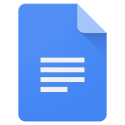 Google Docs ZTE Axon 20 5G Application