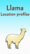 Llama: Location Profiles Android Mobile Phone Application