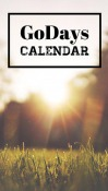 Go Days Calendar Android Mobile Phone Application