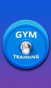 Gym Training Android Mobile Phone Application