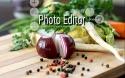 Photo Editor QMobile Noir A500 Application