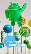 Lollipop Launcher Android Mobile Phone Application