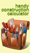 Handy Construction Calculators Prestigio MultiPhone 3540 Duo Application