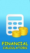Financial Calculators Android Mobile Phone Application