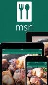 MSN Food: Recipes Samsung I9305 Galaxy S III Application