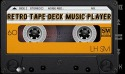Retro Tape Deck Music Player Android Mobile Phone Application