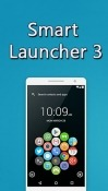 Smart Launcher 3 Maxwest Gravity 5 LTE Application