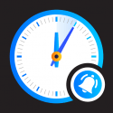 Hourly Chime: Time Manager & Hours Timer Clock BLU M8L Plus Application