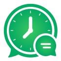 Auto Whatscheduler: Schedule WhatsApp Message App Xiaomi Redmi 9A Sport Application