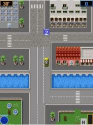 City Auto Java Mobile Phone Game