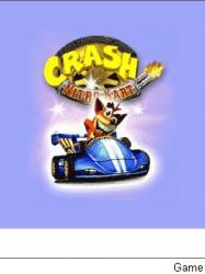 Crash Nitro Kart Java Mobile Phone Game