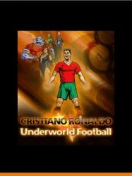 Cristiano Ronaldo Underworld Football Java Mobile Phone Game