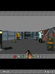 Doom Java Mobile Phone Game