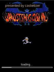 Ghosts N Goblins Java Mobile Phone Game