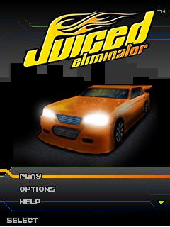 Juiced Java Mobile Phone Game