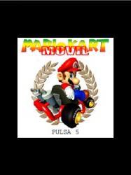 Mario Kart Java Mobile Phone Game
