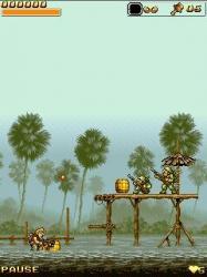 Metal Slug Java Mobile Phone Game